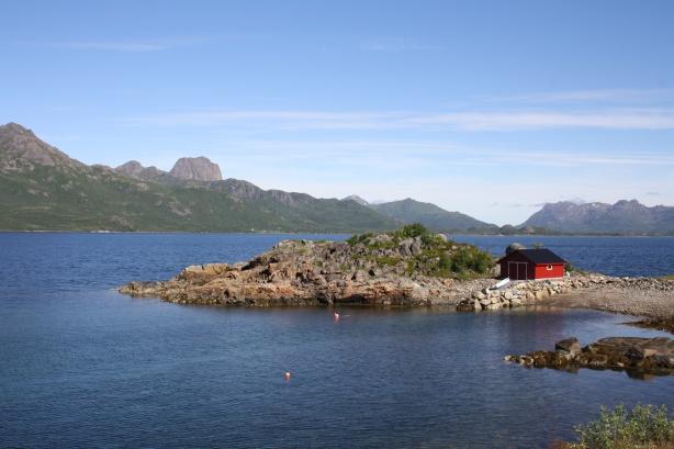 Bolig on Langøya