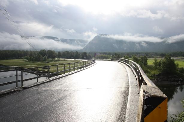 Leaving Alta