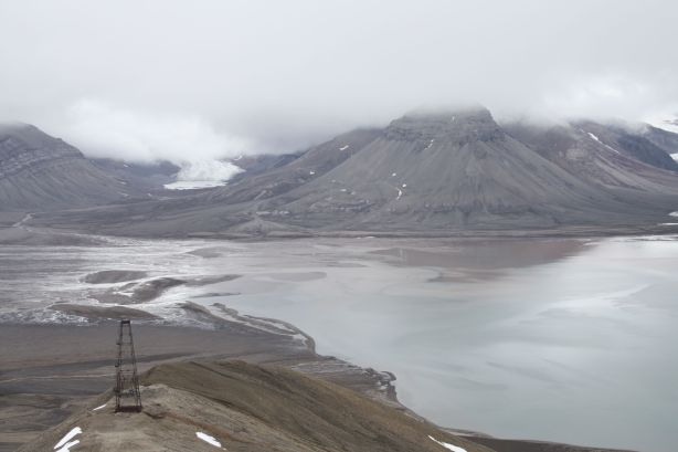 The leftovers of the mining past