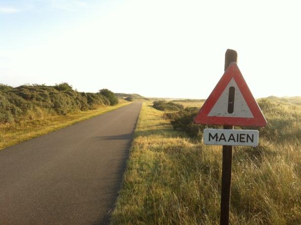 Maaien