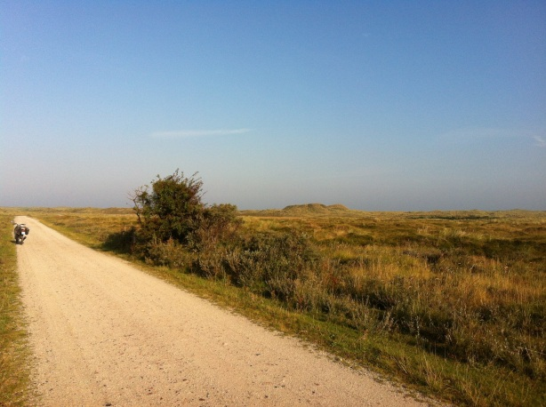 The heart of Vlieland