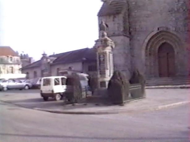 La Jonchère in 1989