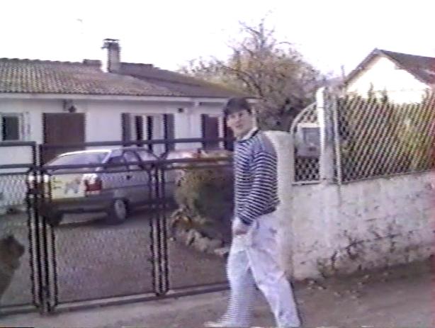 Rue de l'Hermont 1989