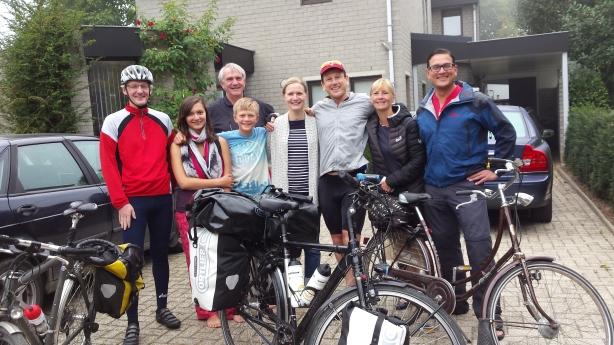 Farewell at Schimmert