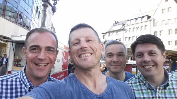 Friends in Bonn