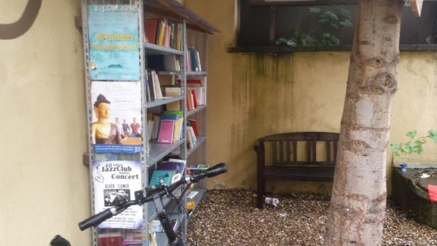 The Heidelberg book exchange