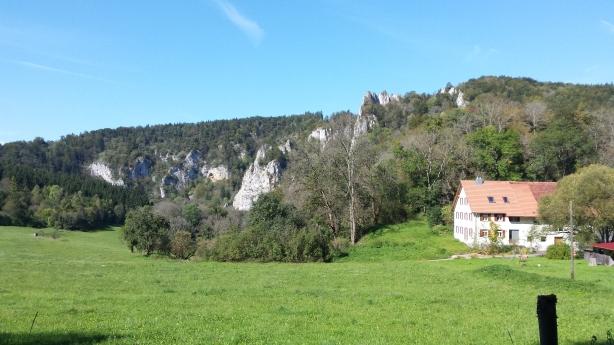 The Danube valley