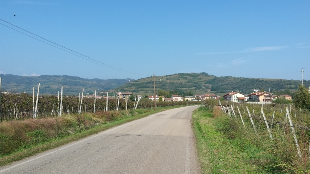 Typical road