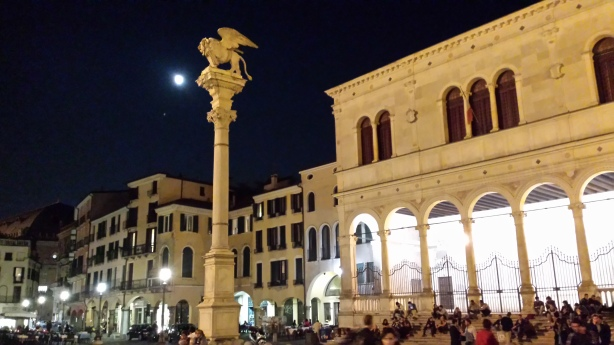 Padova by night