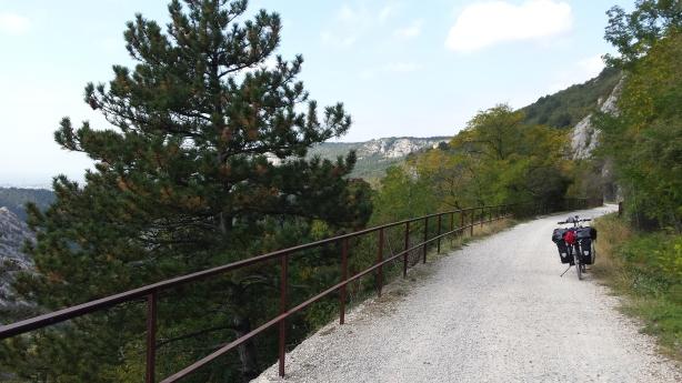 Descent into Trieste