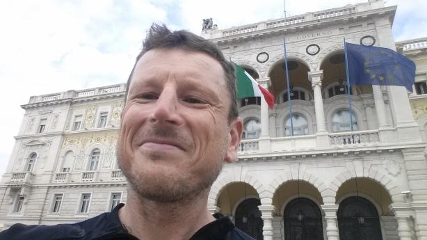 Piazza Unita in Trieste
