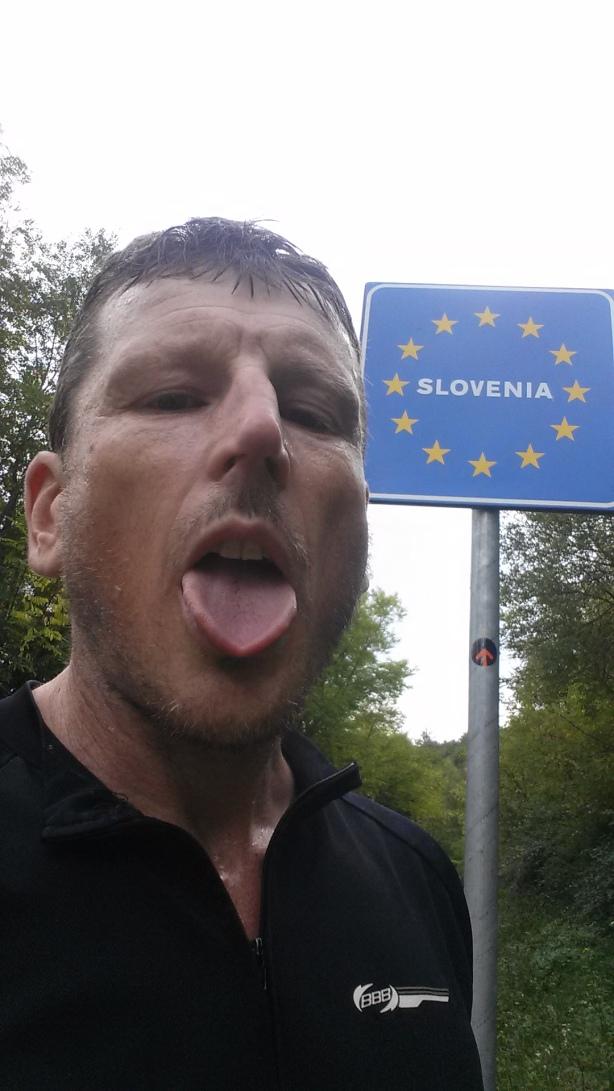 Made it into Slovenia again