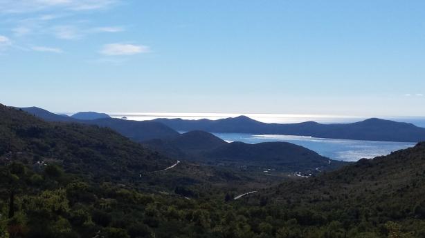 Dalmation coast
