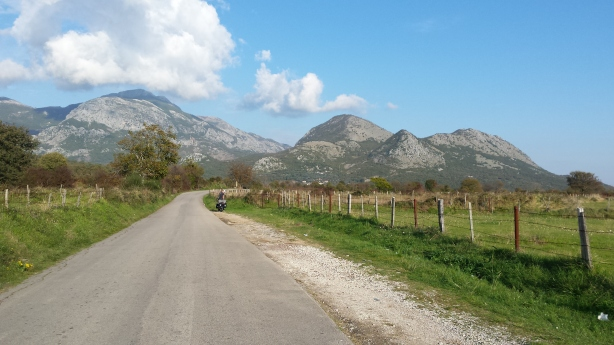 Rural approach to Albania