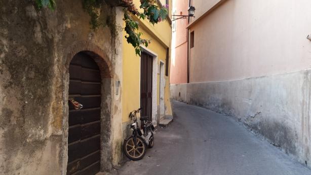 Village on Lake Garda