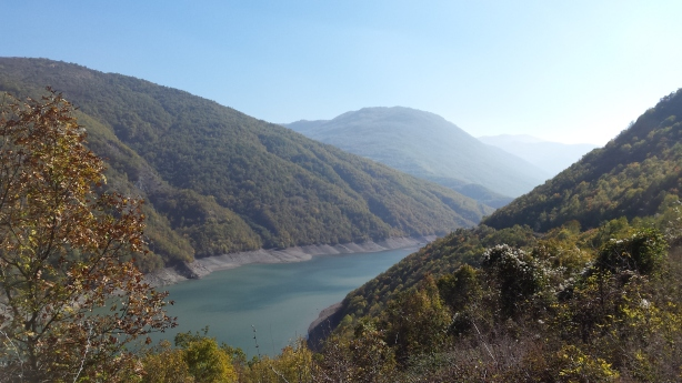 Lake in Macedonia