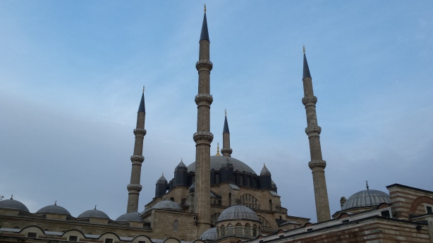 The mosque at Edirne