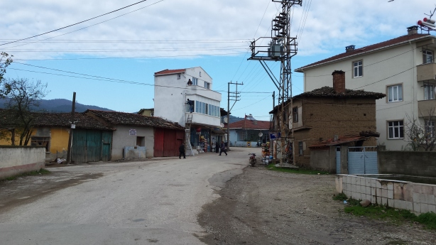 A small Turkish village