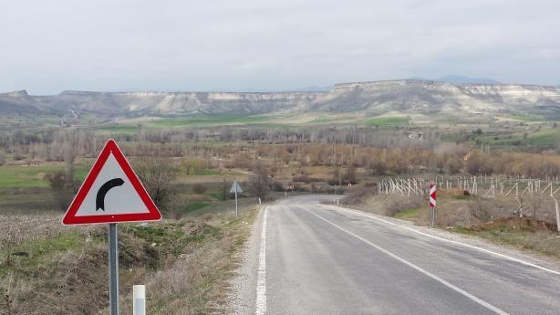 View from near Güdül