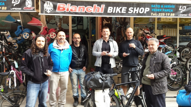 Ordu bike shop