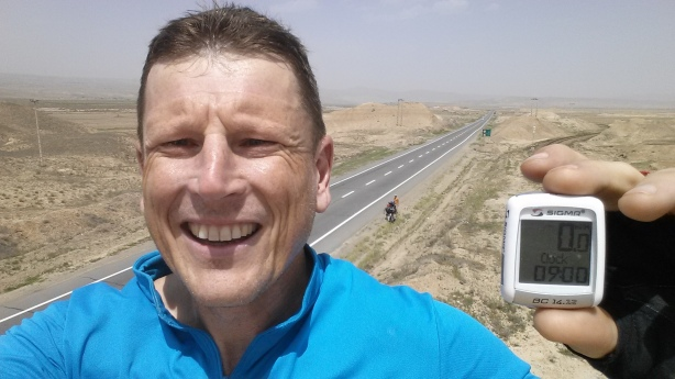 Passing 9000km