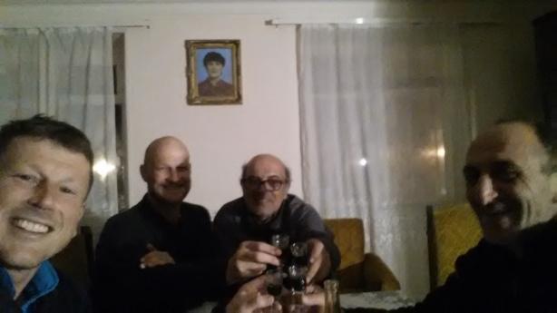 Our friends in Vanadzor