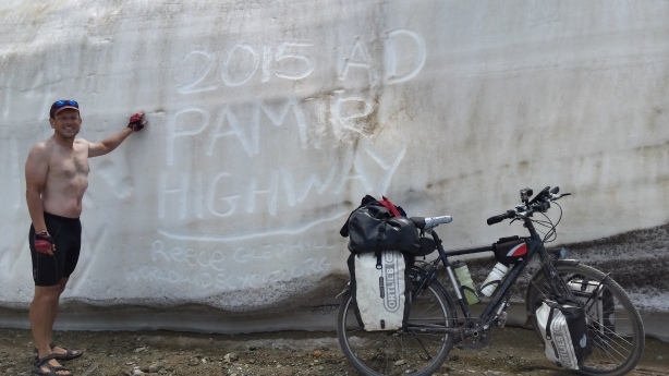 Pamir Highway 2015