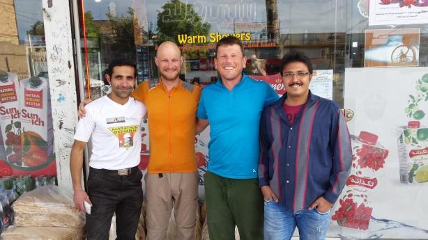 Friends in Marand