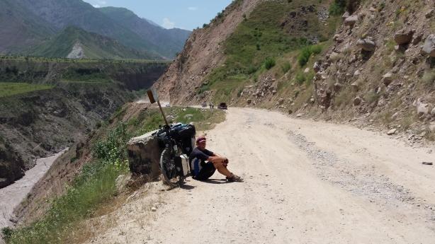 A hot climb