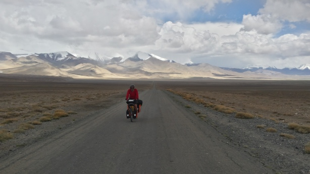 The long road out of Karakul