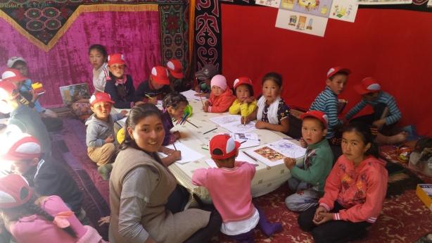 Yurt school
