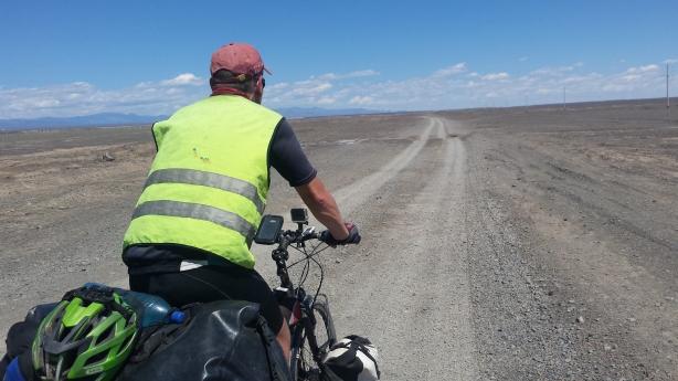 The empty road