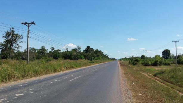 Boring road