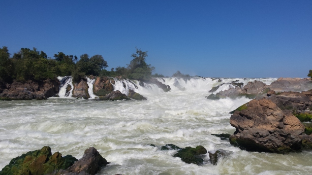 Phapheng waterfall