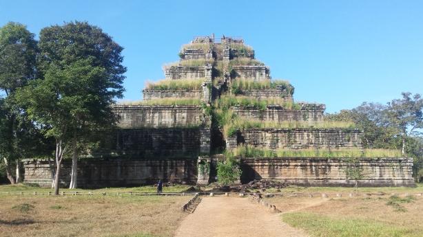Koh Ker Temple