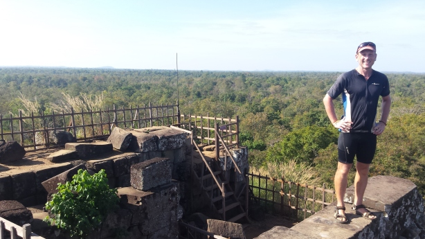 View from Koh Ker Temple
