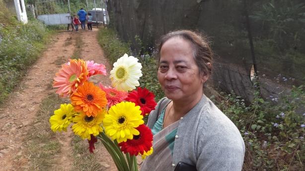 Autri's lovely mother