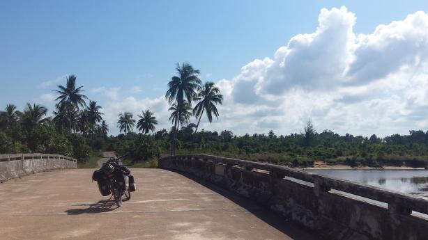 Bridge on the back road