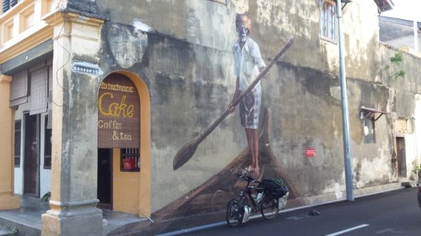 Street art, Georgetown