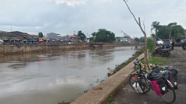 River in Jakarta
