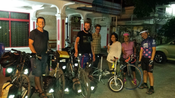 Our friends in Makassar