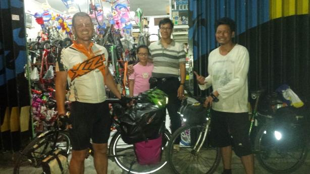 Bike shop in Bondowoso