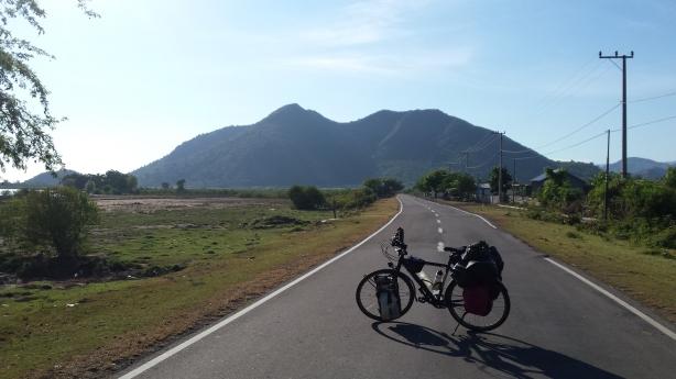 Arrival on Sumbawa