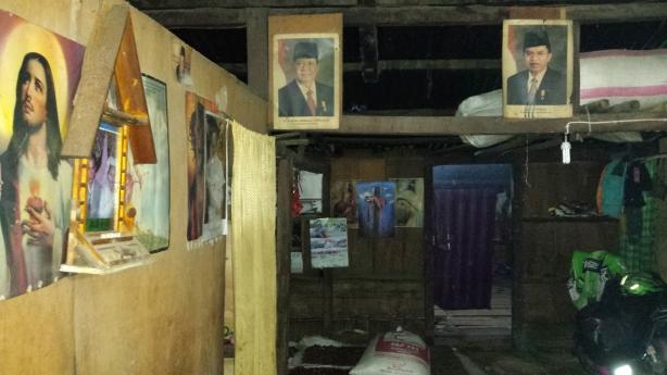 The Christian house