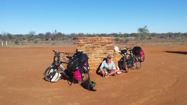 My 38000km rest spot