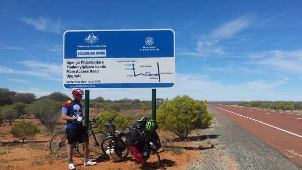 Leaving the APY Lands