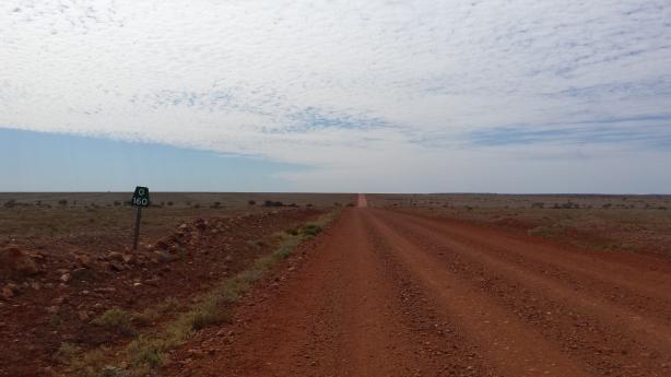 The Oodnadatta Track