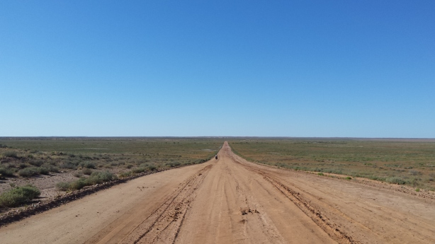 The road to Marree