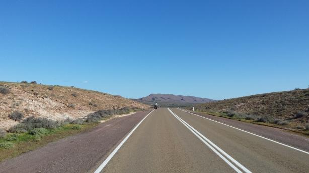 Road to Parachilna