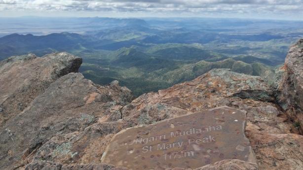 St Mary Peak